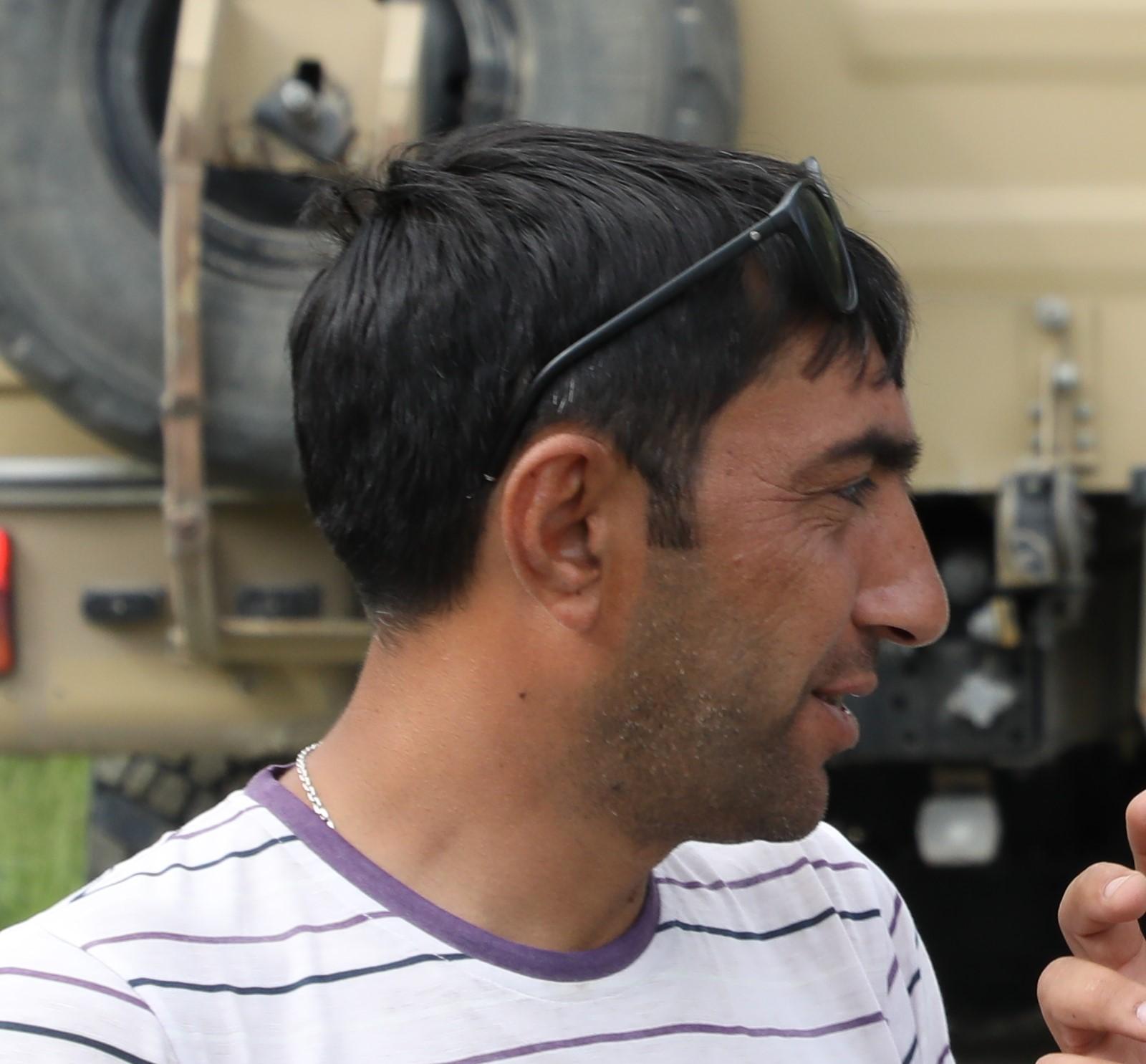journalist photo